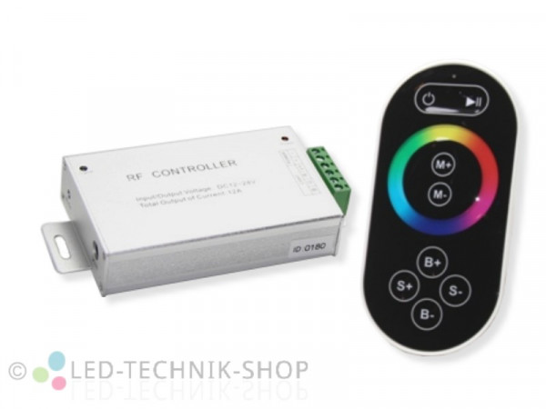 Funk RGB LED Controller RF Touch