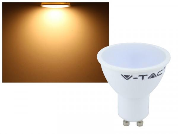 LED Strahler V-TAC GU10 3W 210lm warmweiss