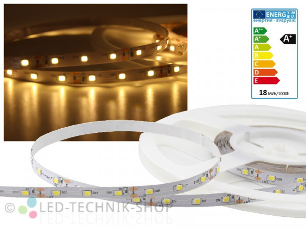 "LED Strip ""Economy"" 5m 300 LED warmweiss"