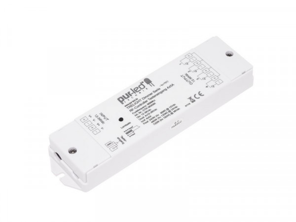 LED Funk Empfänger Dimmer 12-36V 4x5A