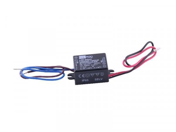 Kapego LED Trafo Mikro IP65 Konstantstrom 350mA 4W