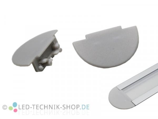 Endkappen für Alu LED Profil LTS-11