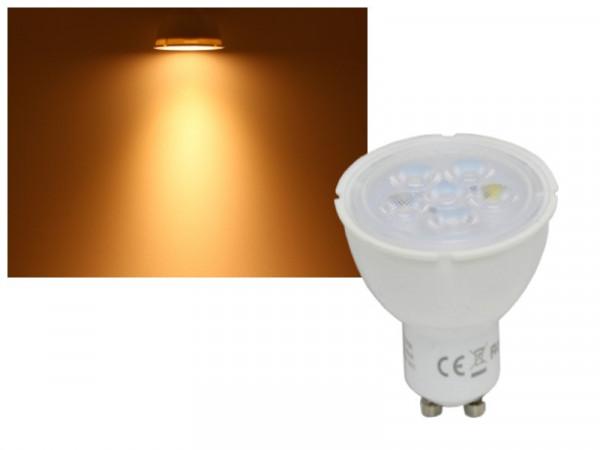LED Strahler GU10 5,5W warmweiss dimmbar