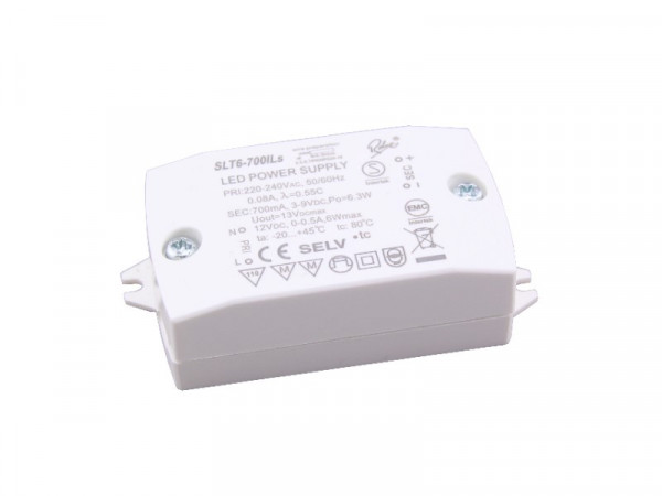 LED Trafo 700mA Konstantstrom 6W