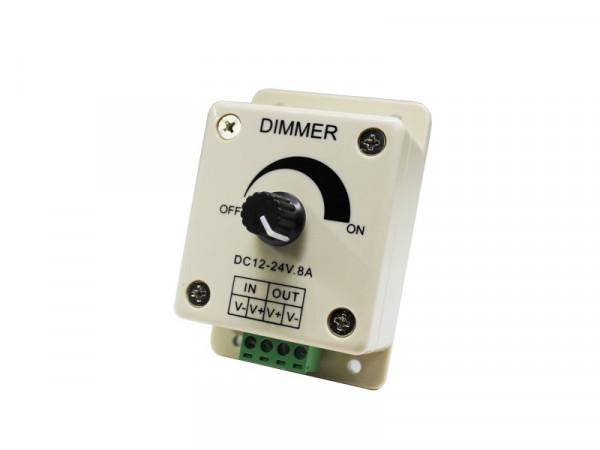 LED Dimmer Aufbau 12-24V