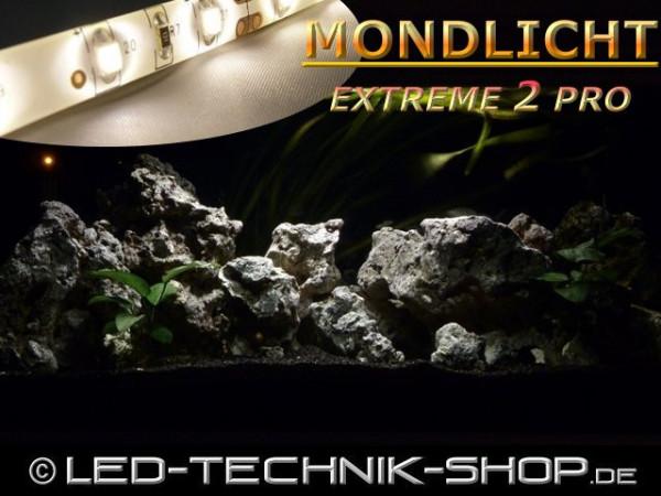 Mondlicht 'Extreme 2 Pro' warmweiss 30-120cm