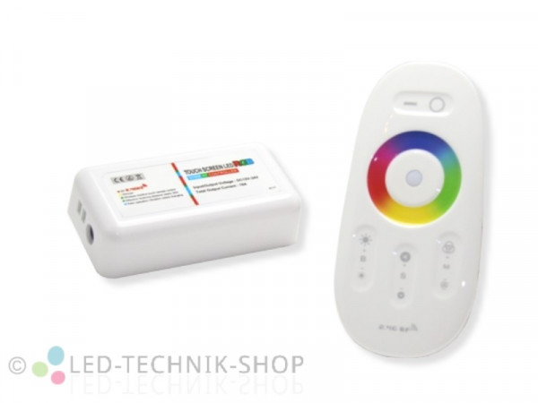 Funk RGB LED Controller Touch Pro 12/24V