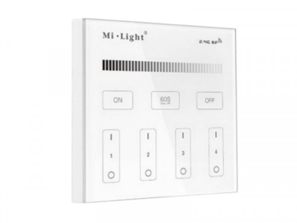 Mi-Light Funk Wand Panel Dimmer T1 Single-Color