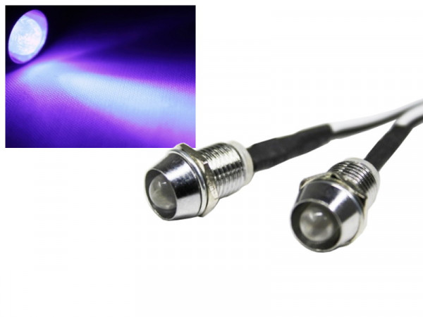 Edelstahl LED Spot Schraube uv-ultraviolett 12V