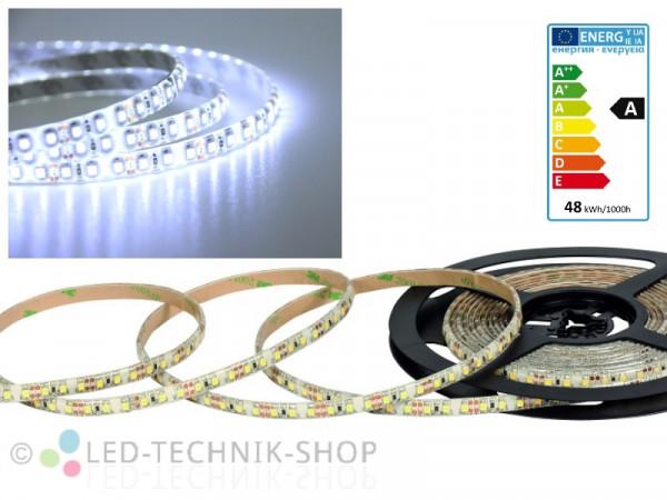 LED Strip 12V 3528-120 IP63 500cm kaltweiss