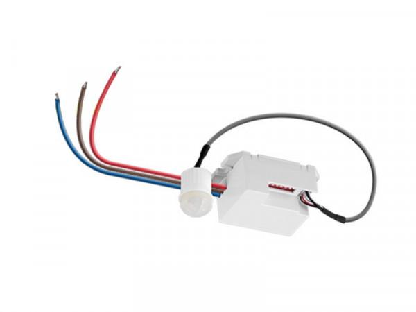 LED Infrarot Mini Einbau Bewegungsmelder
