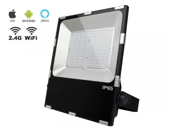 Mi-Light Profi LED Fluter 100W RGB+CCT FUTT07