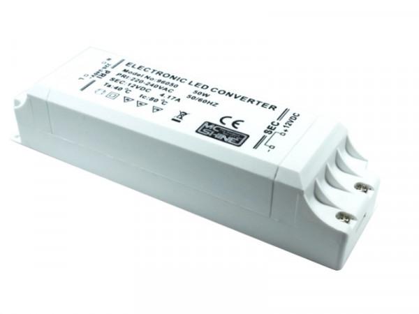 LED Trafo 12V 50W