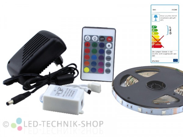 RGB LED Komplett-Set IP20 150 LED