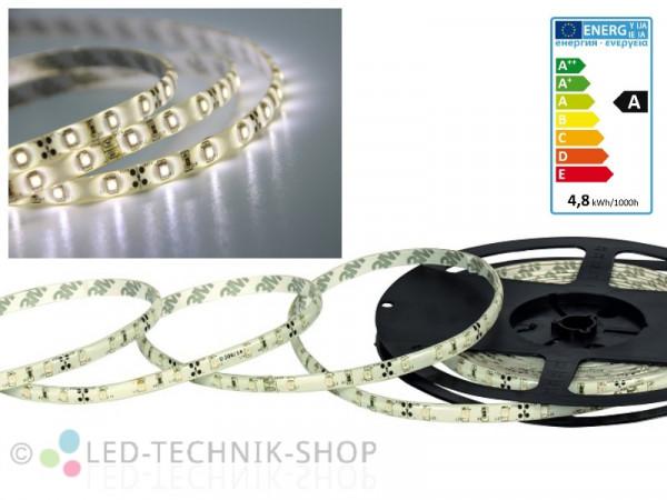 LED Strip 12V 3528-60 IP63 100cm neutralweiss