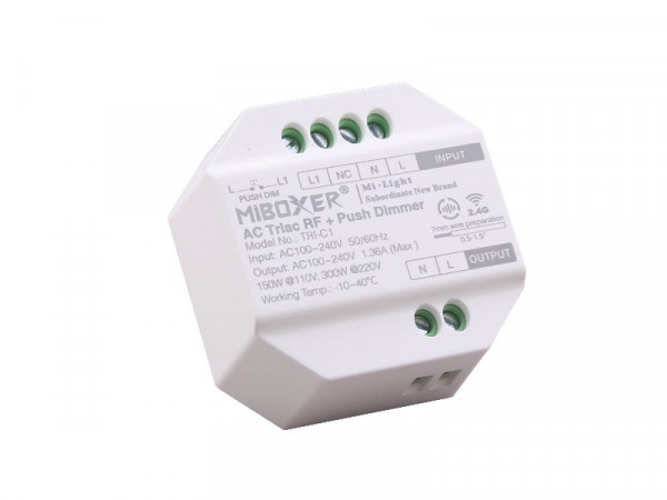 Mi-Light MiBoxer Funk Triac Dimmer 230V TRI-C1