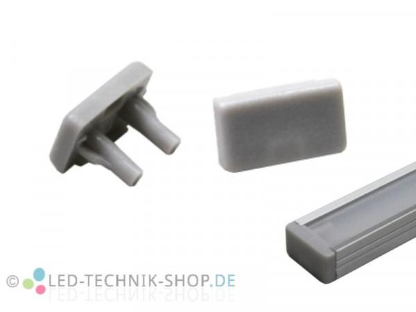 Endkappen für Alu LED Profil LTS-10