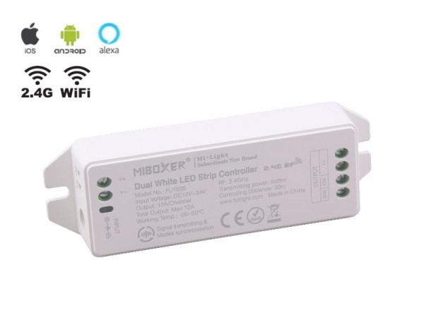 Mi-Light MiBoxer CCT Dual White Controller FUT035U