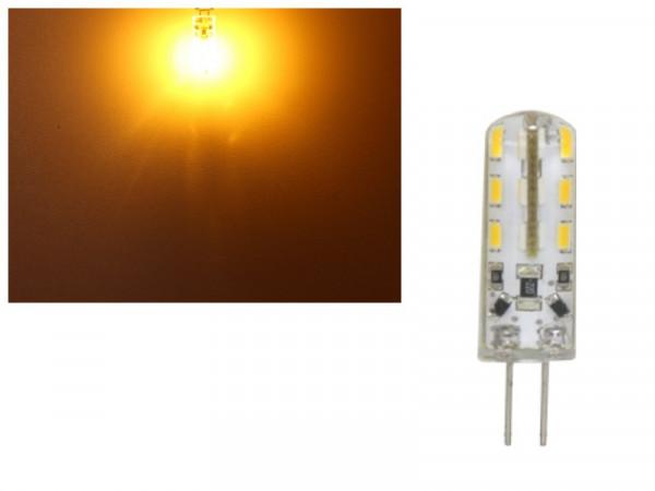 LED G4 24 SMD 1,5W gelb