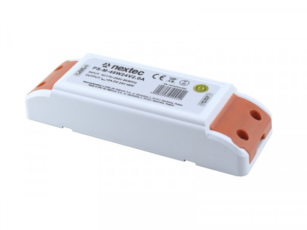 LED Trafo 24V 48W