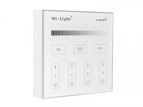 Mi-Light Funk Wand Panel Dimmer B1 Single-Color
